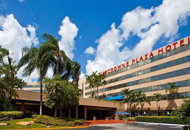 Crowne Plaza Miami Airport in 2019 Miami airport, Miami