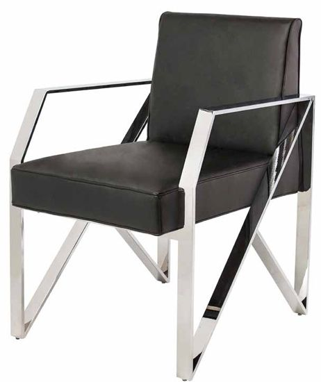 Jacqueline Dining Chair From Nuevo