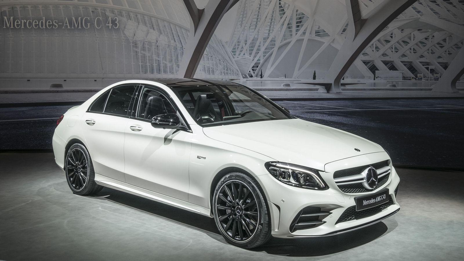 2019 Mercedes Amg E43 Interior Exterior And Review Car Gallery