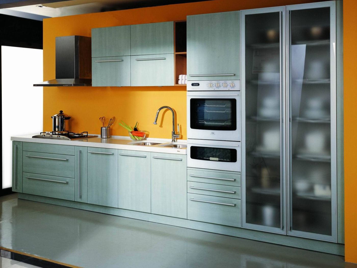 Modern Contemporary Kitchen Cabinets Photo  Kitchen  Pinterest Entrancing Design Your Own Kitchens Decorating Inspiration