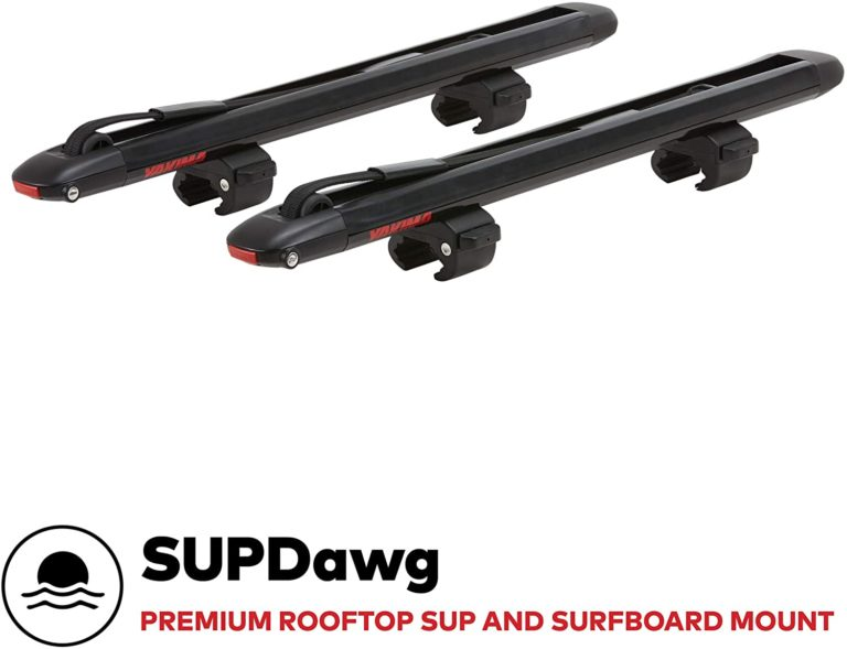 Yakima SUPDawg Rooftop Mounted Stand Up Paddle Board Roof