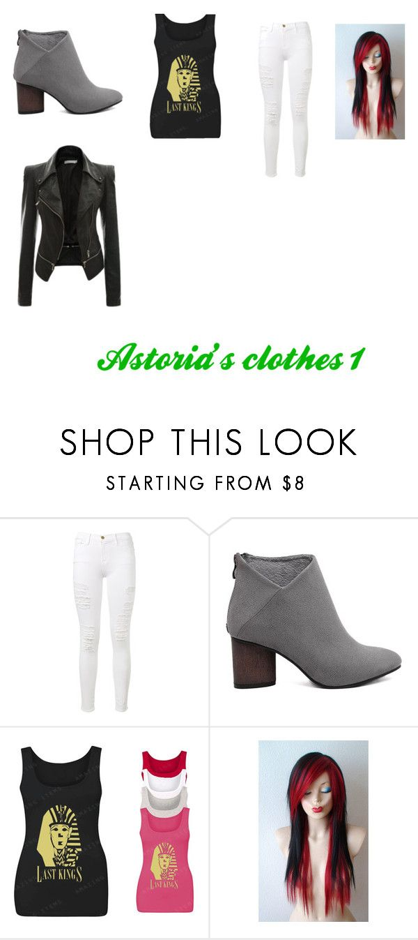 """Untitled #50"" by scarletslytherin123 on Polyvore featuring Frame Denim"