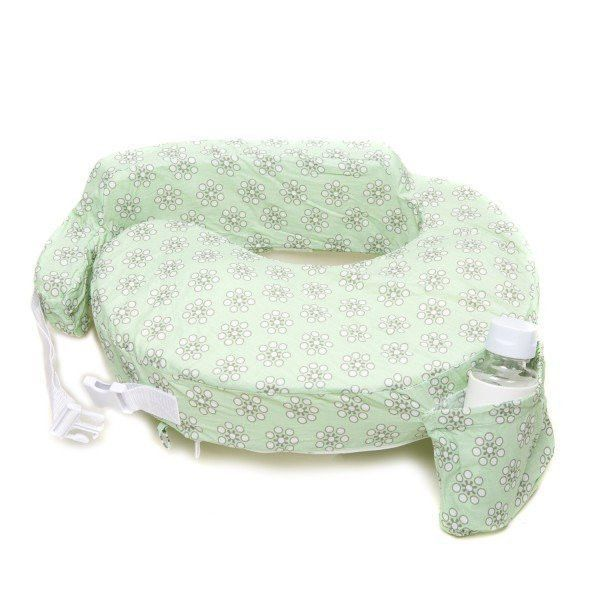 Green Slipcover Buttercup Bliss Yellow My Brest Friend Nursing Pillow