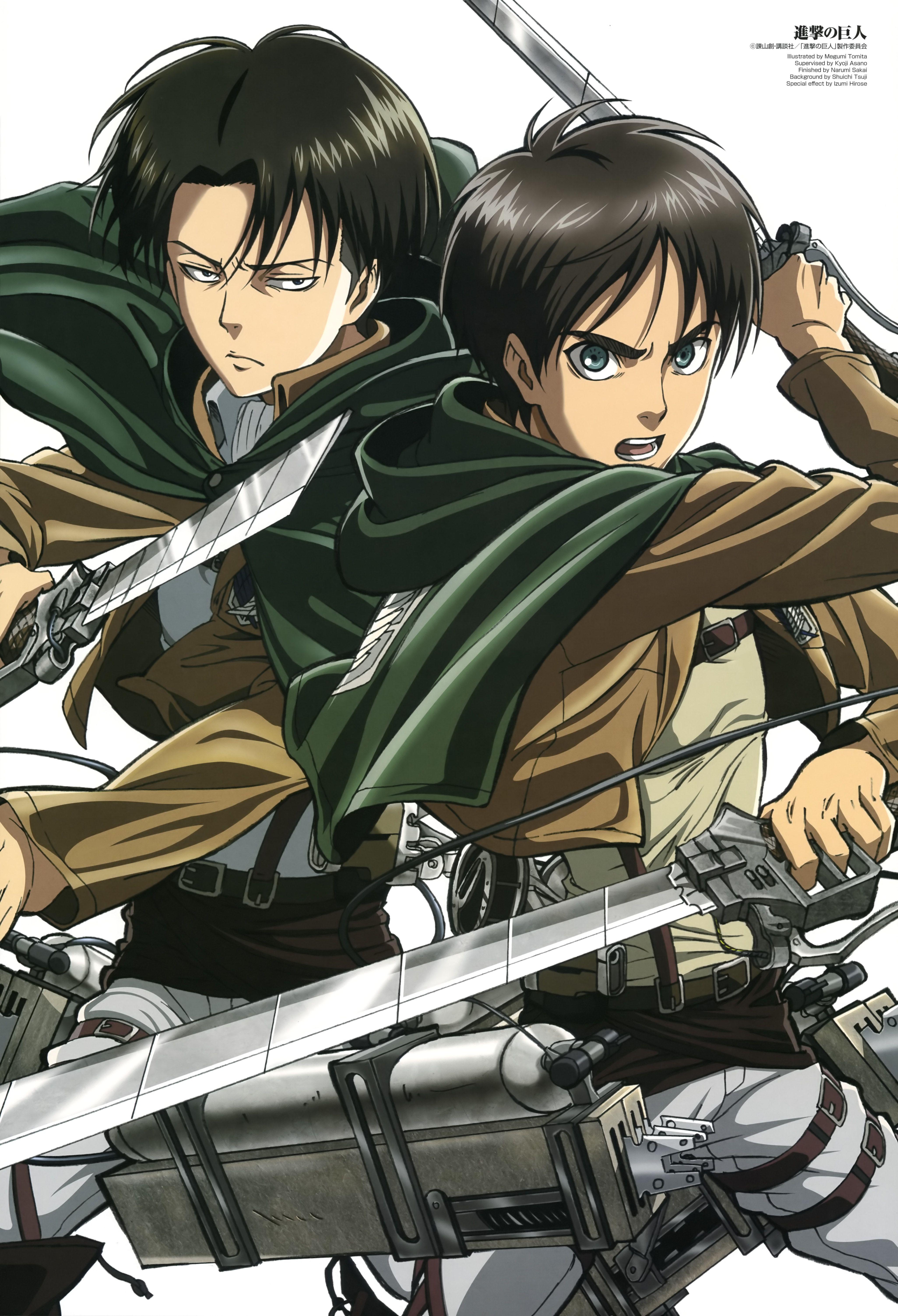 Pinterest Attack On Titan Pinterest Anime, Ereri and