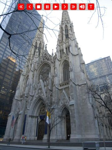 NYC - St. Patrick's Cathedral by Museum Planet, LLC