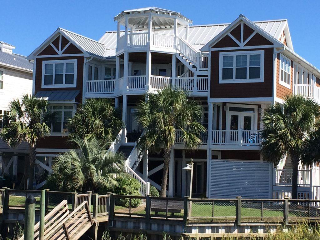 Sharky's Beach houses for rent, Ocean isle beach