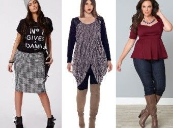 Top Five Plus Size Outfits That Include Boots