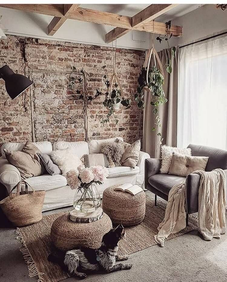 Bohemian Style Rustic Home Decor Ideas Rustic Home Decor And