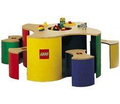 speeltafel met opbergruimte - Google zoeken | Storage | Pinterest ...
