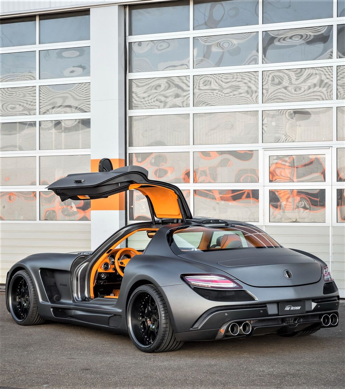 Mercedes Sports Cars New: Audi PB18 E-Tron Supercar Concept
