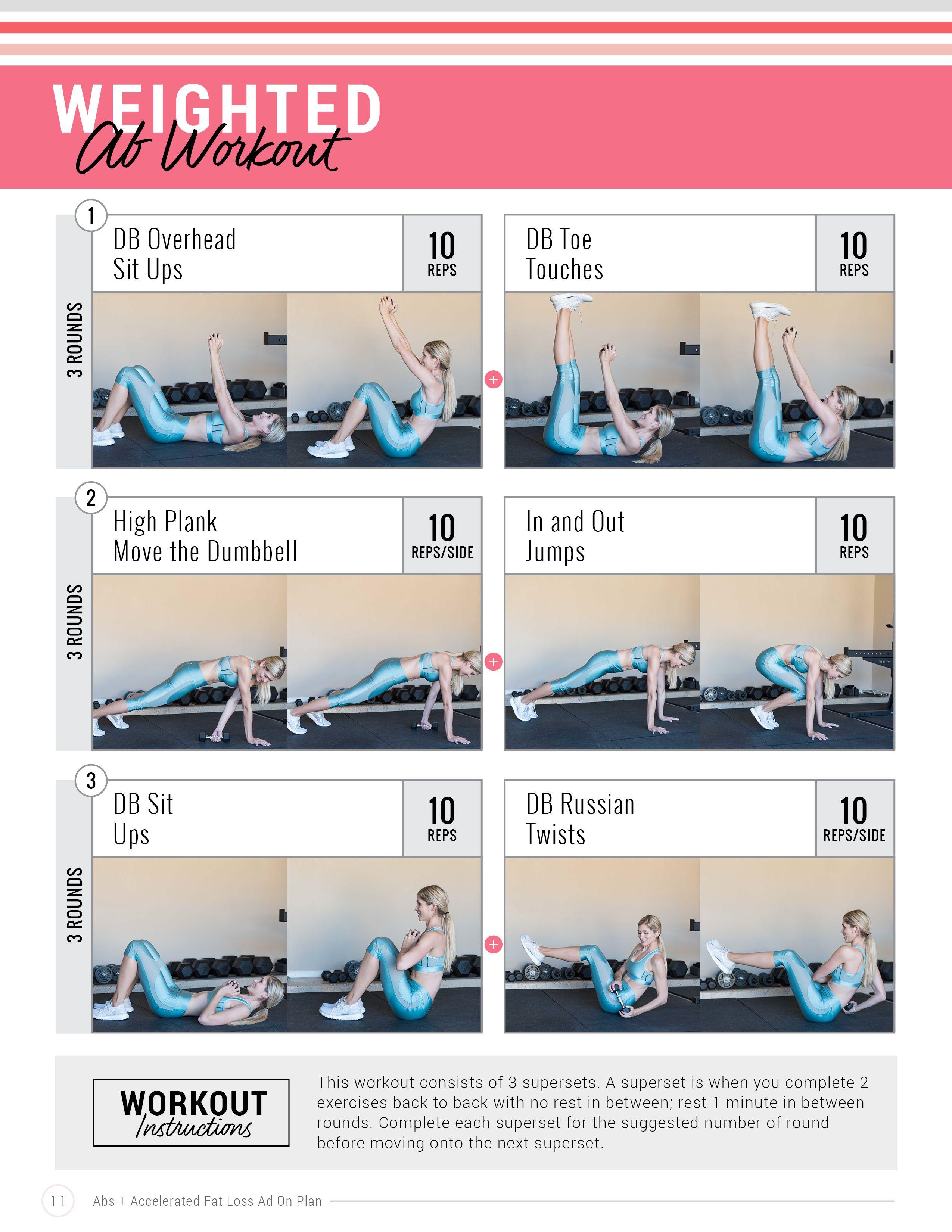ConfidenceKini Preview Week: Upper Body Workout (Day 4) - Lauren Gleisberg
