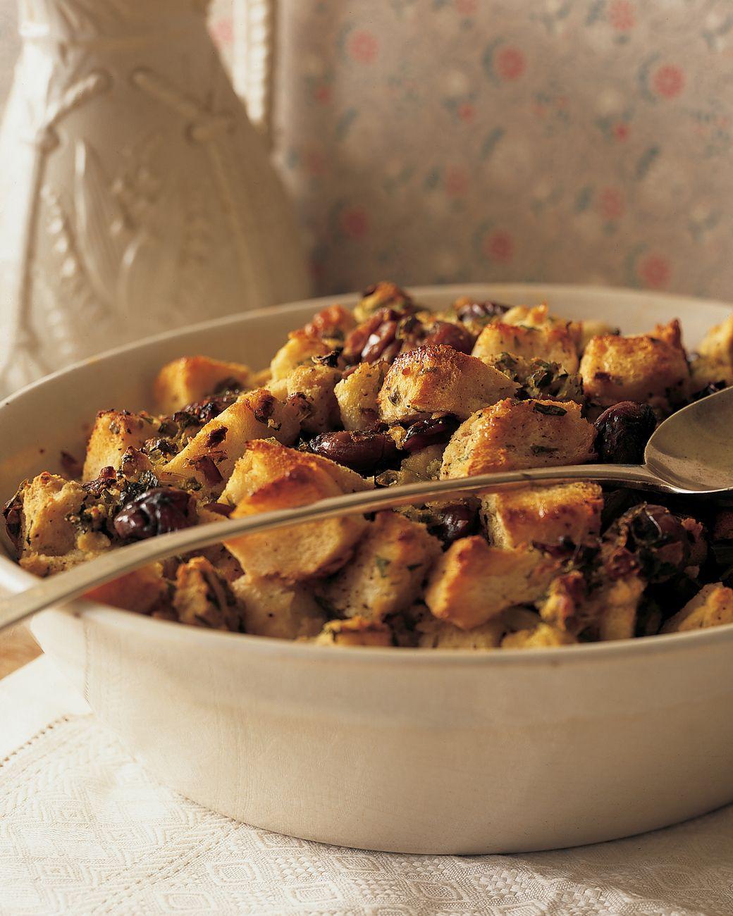 Chestnut Stuffing Recipe Dinner Recipes And Ideas Pinterest