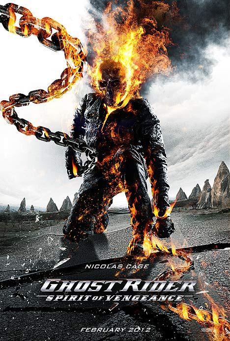 El Vengador Fantasma 2 Filmes Pinterest Ghost Rider Ghost