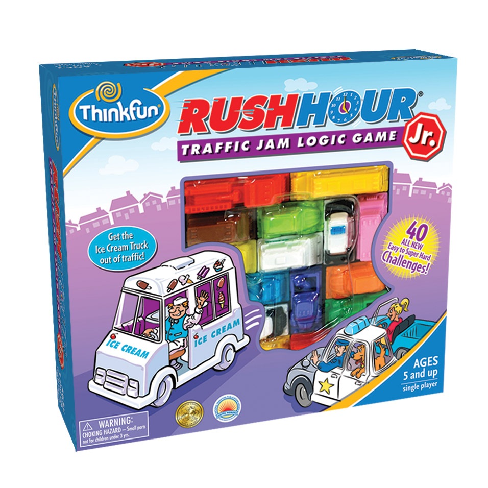 Rush Hour Jr. Game Toys & Games (With images