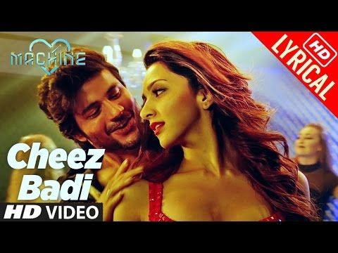 Cheez badi remix song download