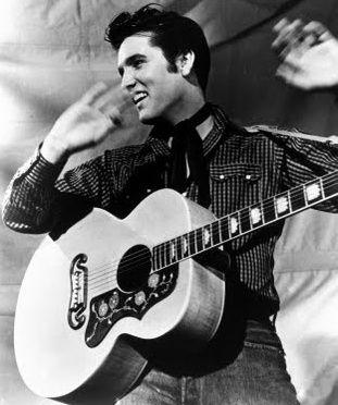 Elvis! Love.