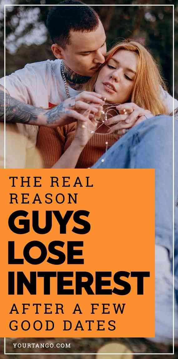 The Real Reason Guys Suddenly Lose Interest After A Few