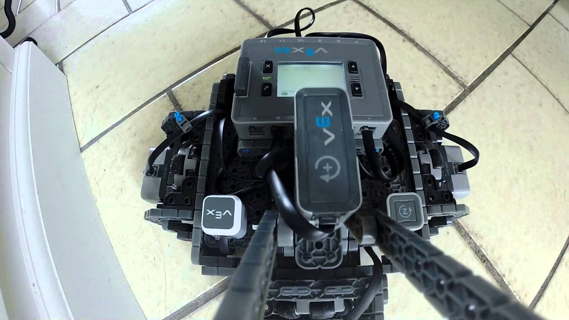 Cool Project VEX IQ GoProBot Stem learning, Development