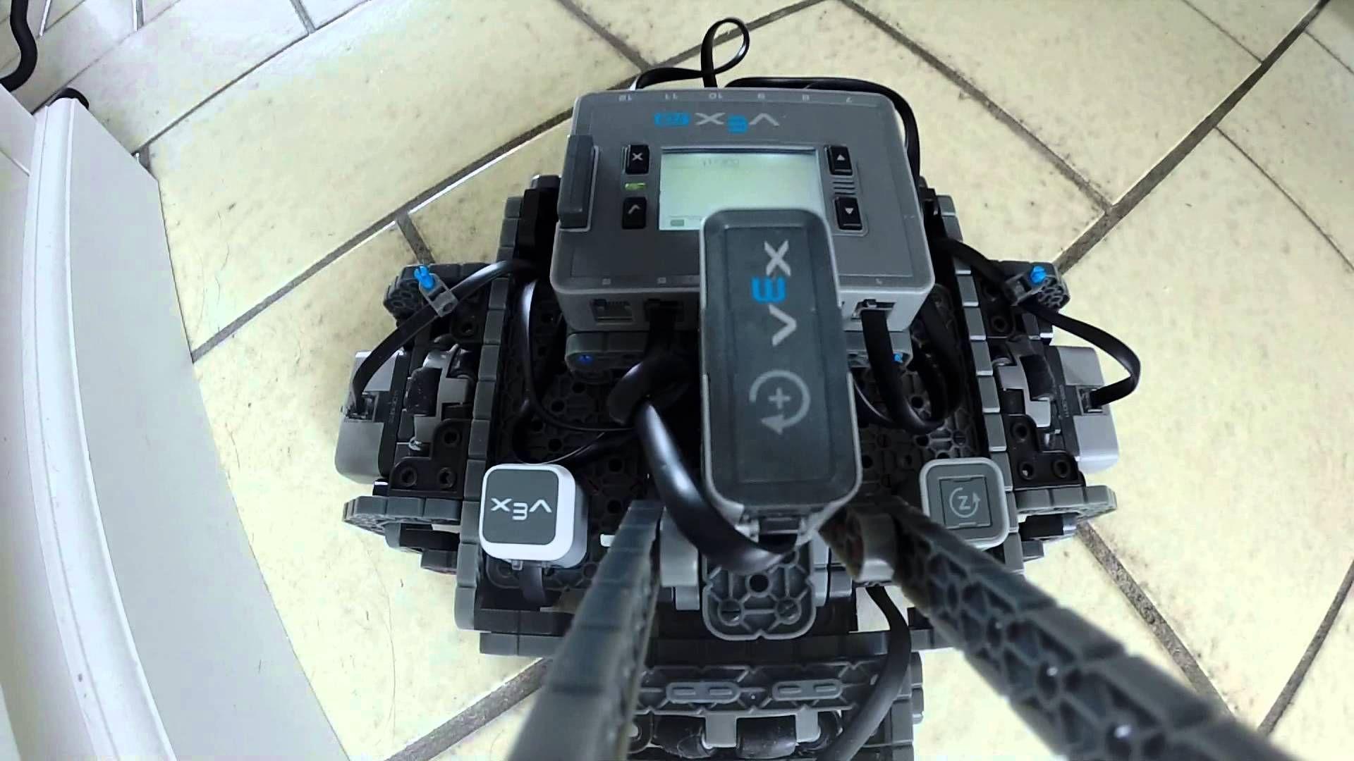 vex iq clawbot build instructions