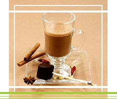 Heiße Gewürz-Chilischokolade | Rezept
