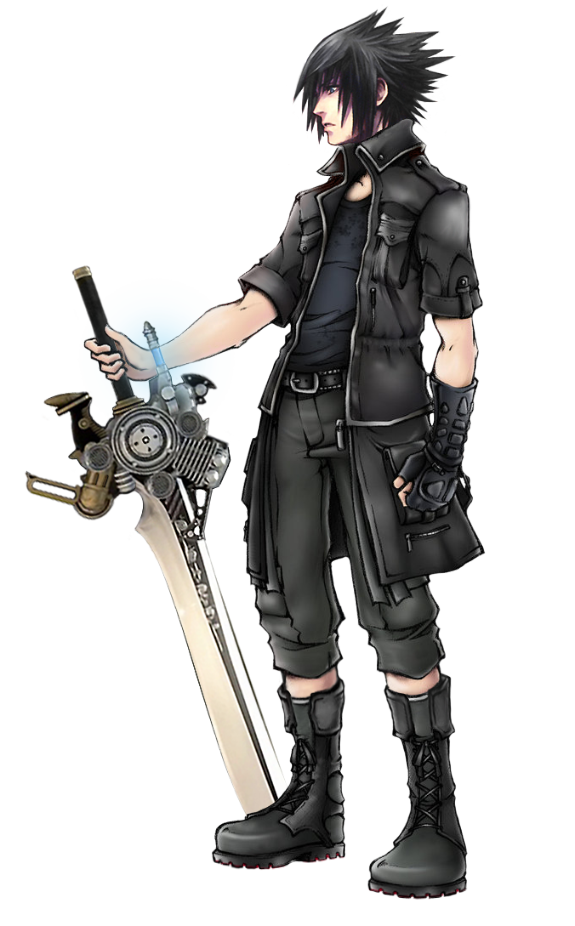 Character Design Final Fantasy Xv : Noctis lucis caelum by realzeles on deviantart character
