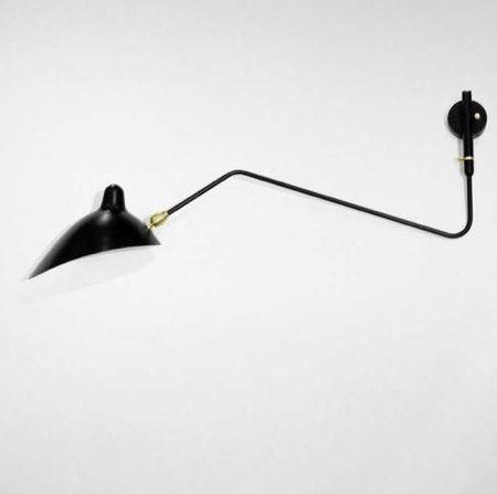 Serge Mouille Swing Arm Lamp Single Jpg 450