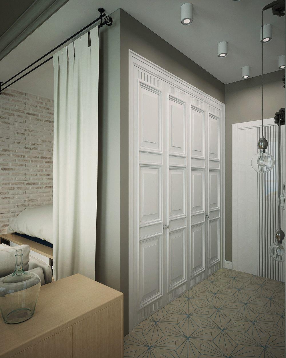 Die Besten Ideen, Ihr Kleines Apartment Design Zu Renovieren, Sieht Mit  Einem Einfachen Und Minimalistischen Interieur Stilvoller Aus #apartment  #besten ...
