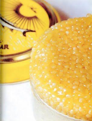 Taste some Almas Caviar (Iranian Beluga Caviar), to 'see' why it's so special.