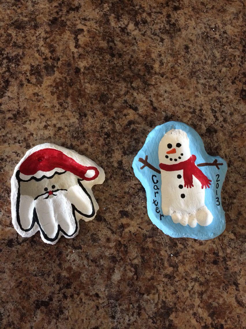 Pittsburgh Pa Pennsylvania Baby Footprint Crafts Baby Hand And Foot Prints Christmas Crafts Diy