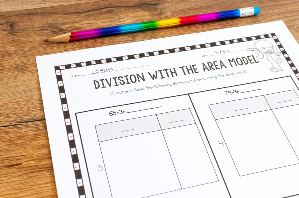 Division Unit Is Ready Division Math Classroom And Worksheets