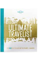In the upcoming book Ultimate Travelist, Lonely Planet names their picks for the 500 top sites in the world. Find out which sites made the top 10 here.