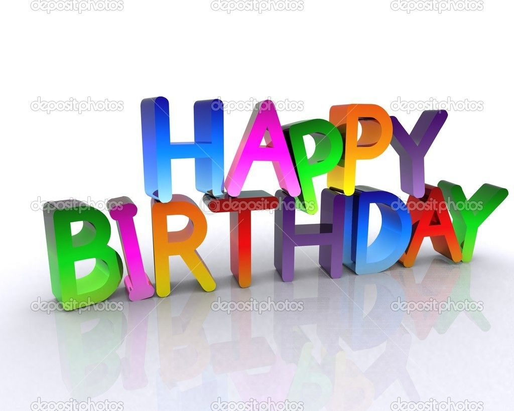 HAPPY BIRTHDAY -お誕生日おめでとうー