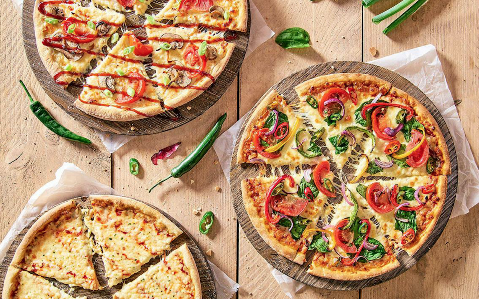 Domino S Launches 3 Vegan Pizzas In The Netherlands High Protein Vegetarian Recipes Vegetarian Recipes Healthy Easy Vegetarian Meals For Kids