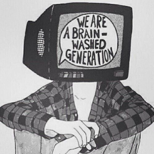 90's We are a brainwashed generation
