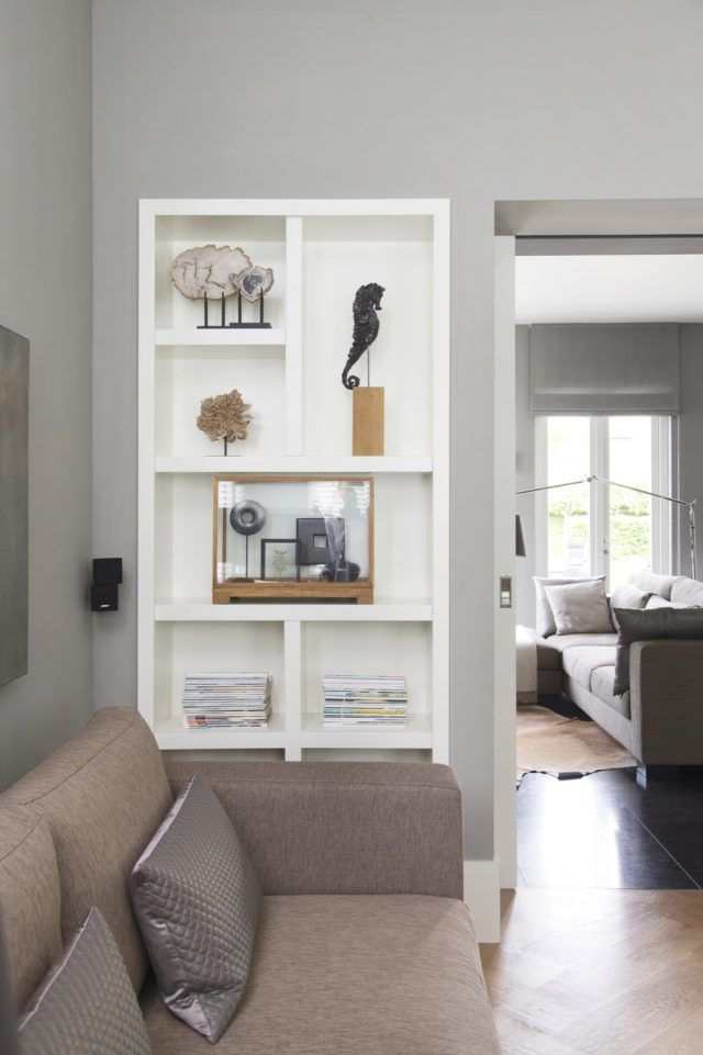 Luxe woonkamer ontwerp met design meubels | Kast | Pinterest