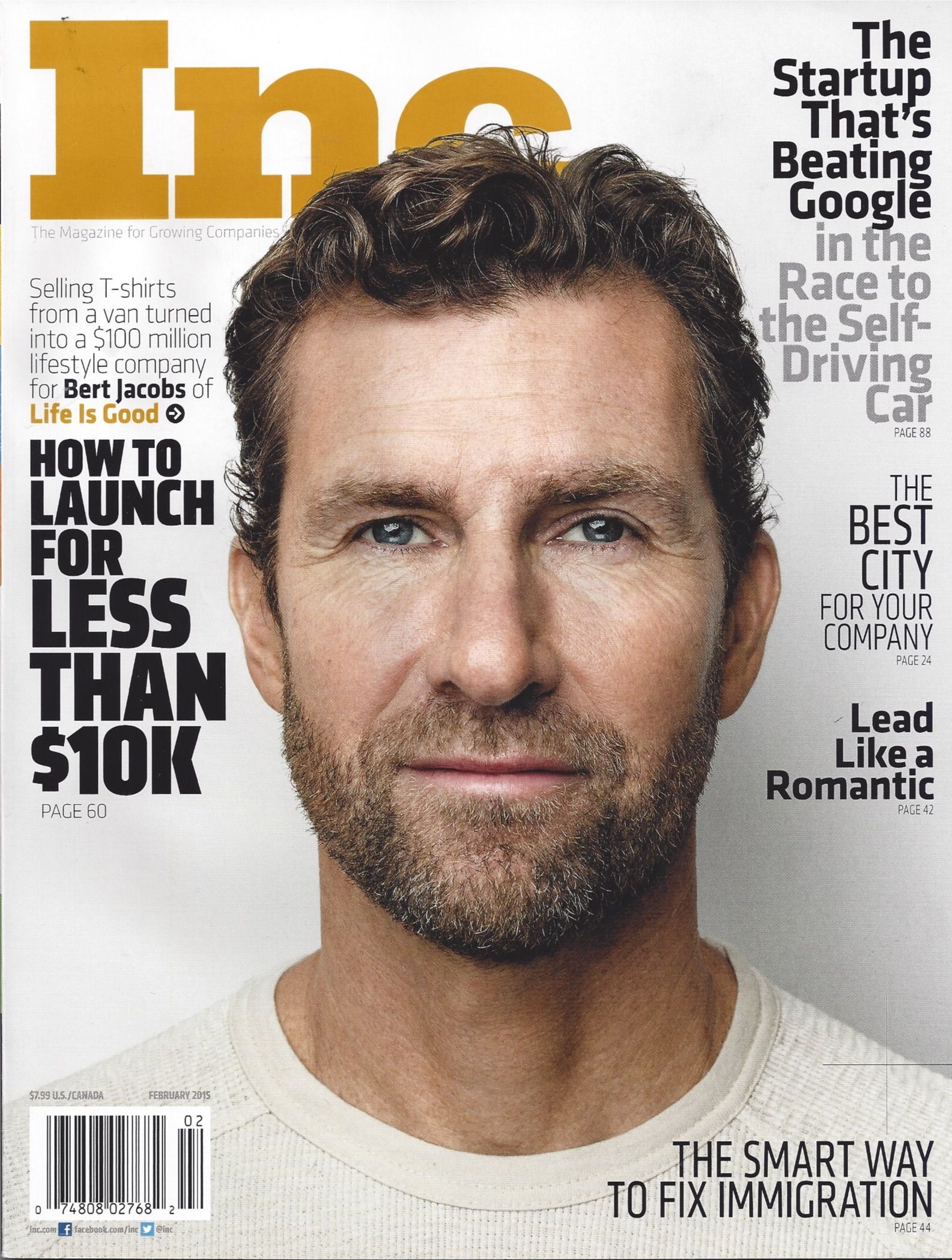 Image Result For Inc Magazine Covers Magazine Cover Cover Newspaper Cover