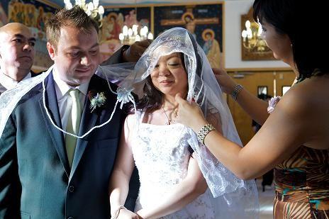 El Lazo Filipino Wedding Ceremony Tradition