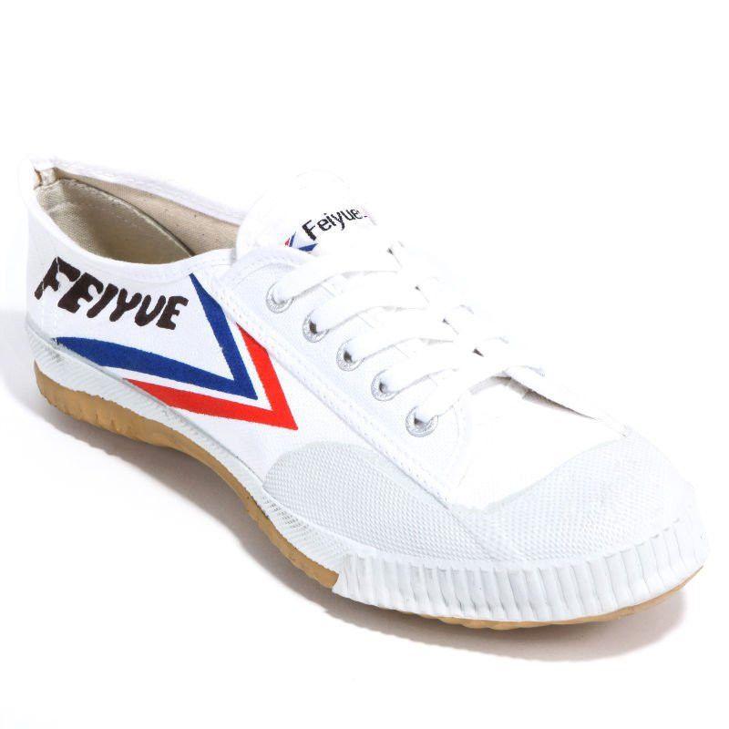 ICNBUYS Zapatillas de Artes Marciales Para Hombre Blanco Blanco UJaeBooH