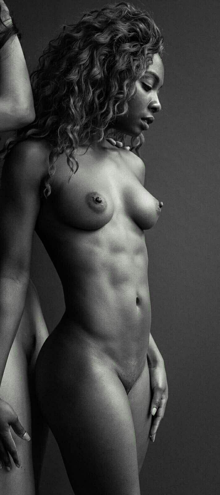 buff black women naked