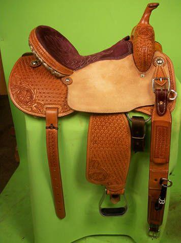 Pin by Slone Saddles on Diamond S Barrels Saddles | Barrel saddle
