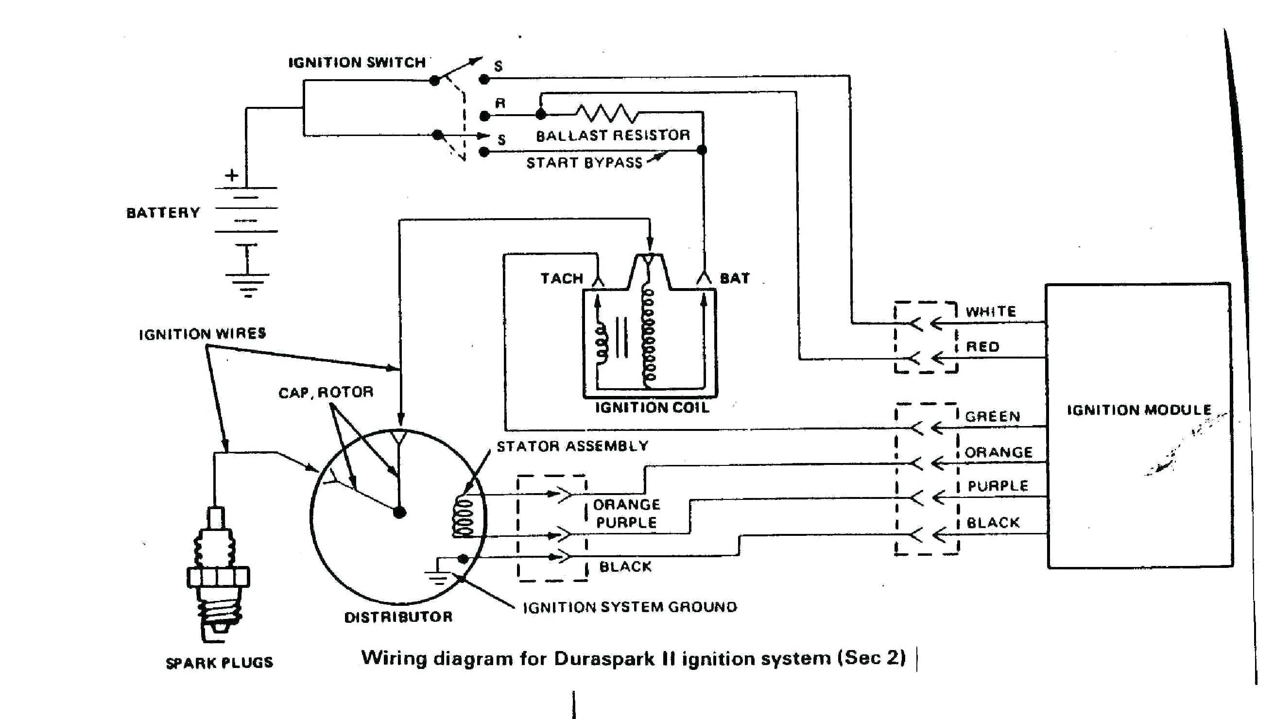 Best Of Ford Electronic Ignition Wiring Diagram Di 2020 Diagram