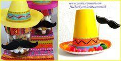 Manualidades para una fiesta Mexicana