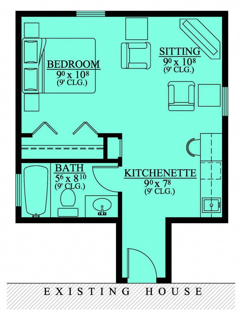 Dog Room Addition Dogroomaddition Mother Law Apartment Home Plans House