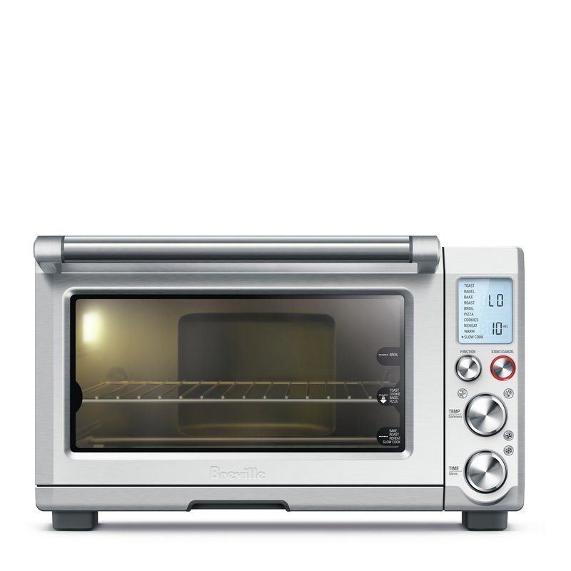 Breville The Smart Oven Pro Convection Toaster Oven Countertop