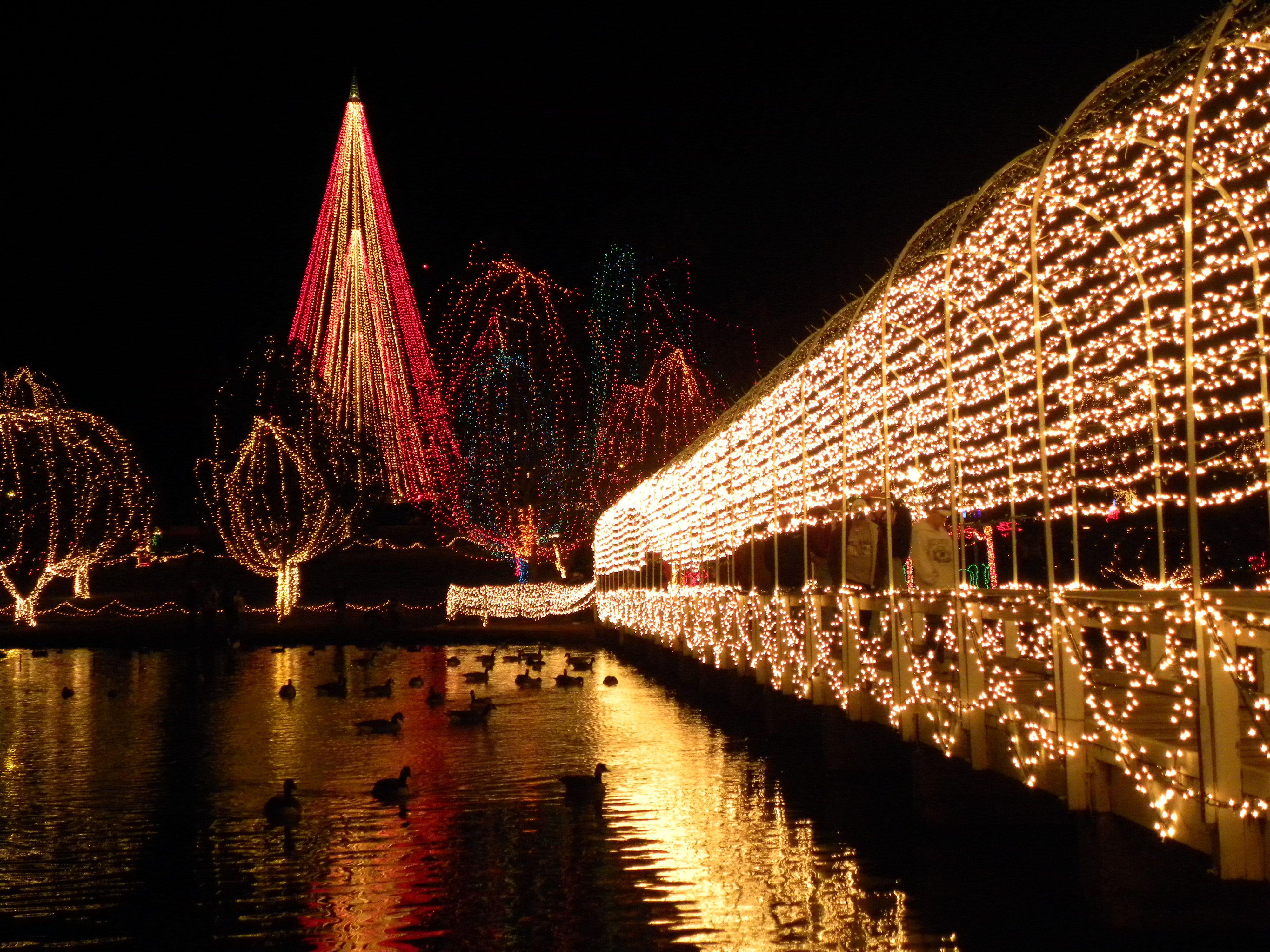 festival of lights chickasha ok - Chickasha Christmas Lights