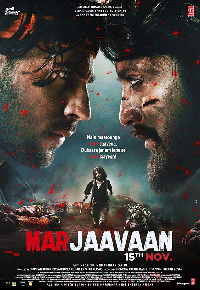 Marjaavaan 2019 Hd Movies Download Download Movies Hd Movies