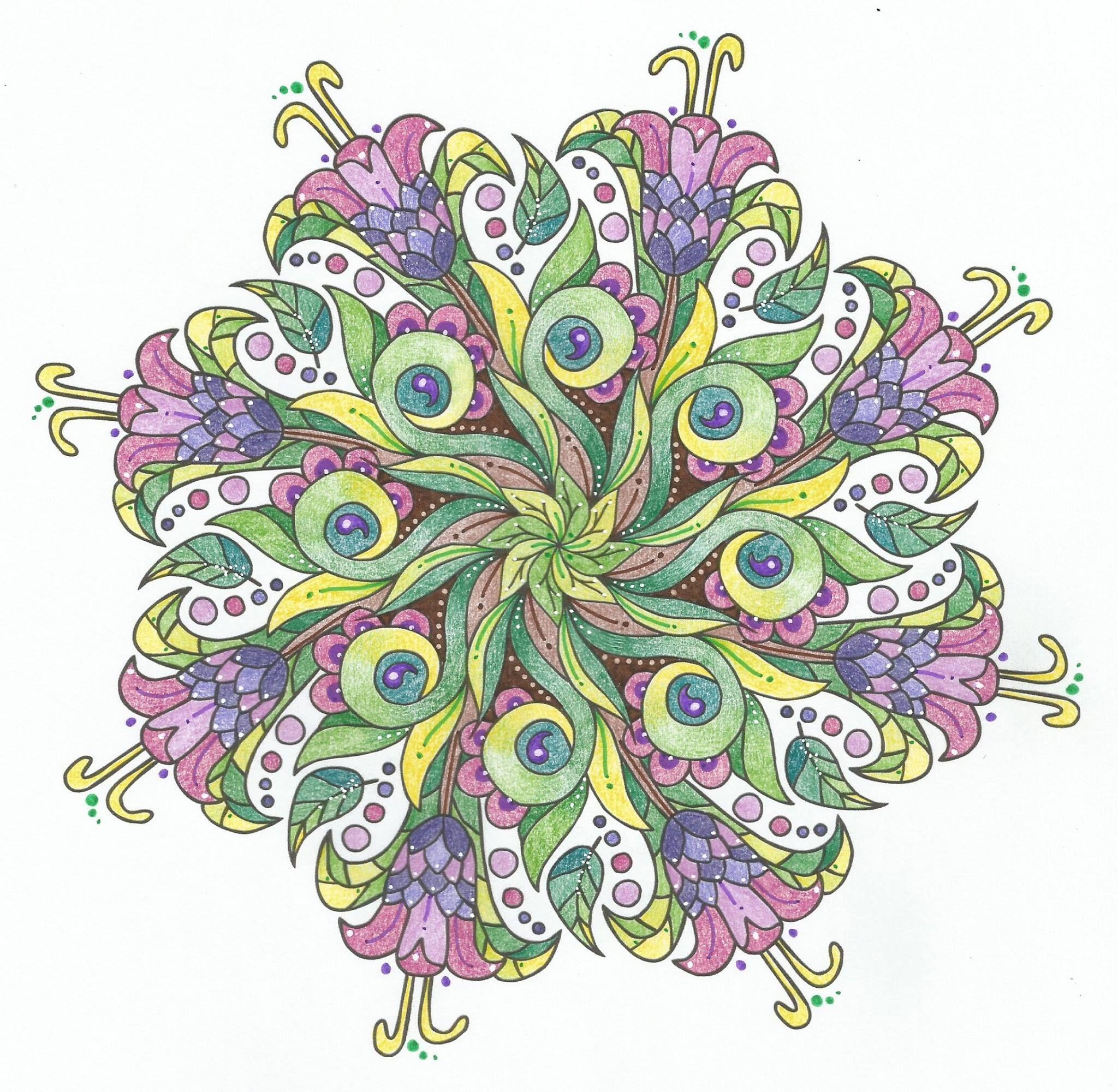 Pin By Bill Holmes On Mandalas