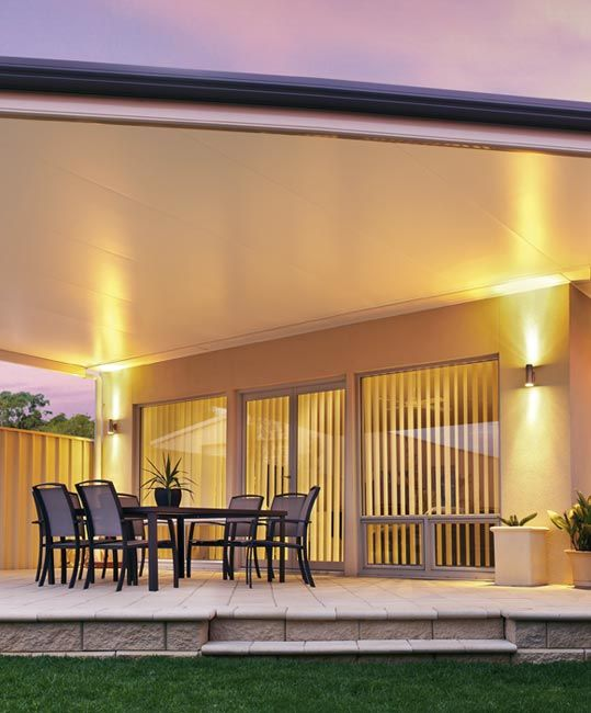 Stratco Cooldek Roofing for Awnings, Carports, Pergolas ...