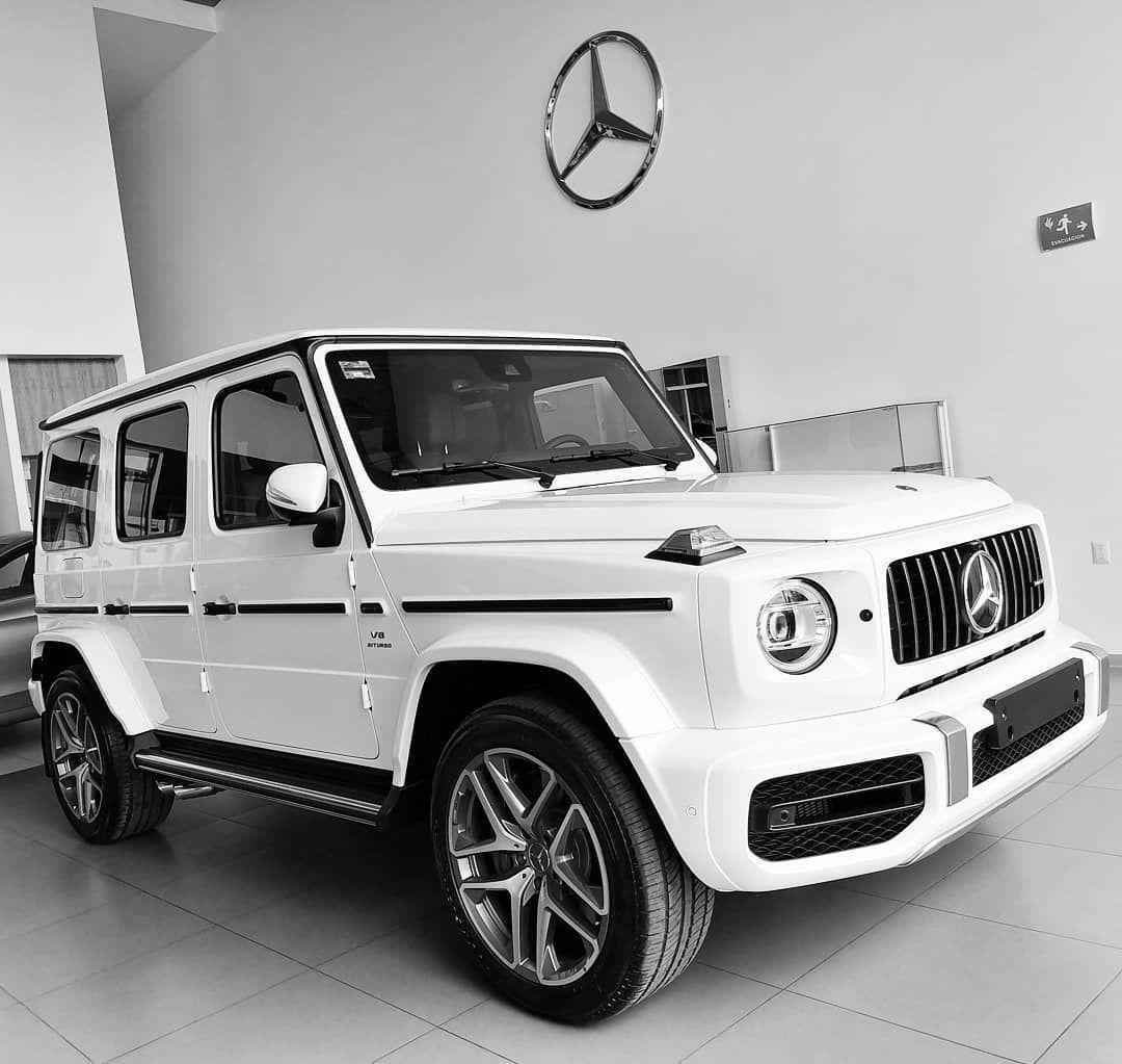 G CLASS in 2020 G class, Dream cars, Mercedes g wagen