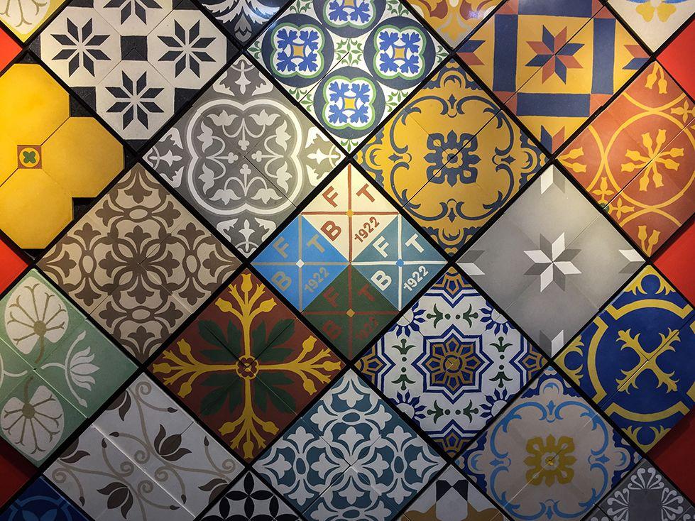 Studio Tour Bharat Tiles Tile Patterns Tiles Doors And Floors